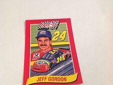 Jeff Gordon - 1993 Stove Top Stuffing Mix Racing Card, Jeff Gordon Free Shipping