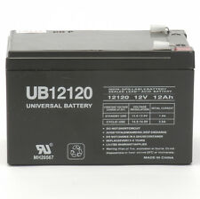 UPG UPS Battery for APC BE750BB Lead-Acid Battery Replacement 12V 12Ah F2