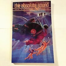 The Absolute Sound Issue Volume 15 Number 68, 1990 TAS ProAc Spendor Speaker