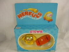 Vintage 1985 Parker Brothers NERFULS Stewie 80s Figure Toy Boxed