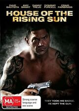 HOUSE OF THE RISING SUN  2011 = DAVE BAUTISTA = PAL 4 = SEALED
