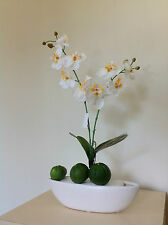 Artificial plants & flowers Wedding flower Butterfly Phalaenopsis Orchid F84