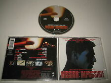 MISSION IMPOSSIBLE/SOUNDRACK/DANNY ELFMAN(MOTHER/531682-2)CD ALBUM