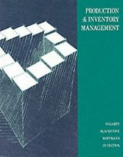 Production and Inventory Management Fogarty, Donald W., Blackstone, John H., Ho