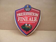 Castle Rock Preservation Fine Ale Beer Pump Clip Face Pub Bar Collectible 6