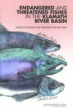 Endangered and Threatened Fishes in the Klamath River Basin:: Causes of Decline