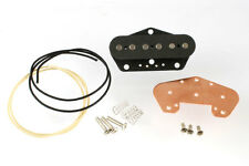 NEW Single Coil Bridge PICKUP KIT for Fender Telecaster Tele Alnico Wiring