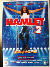 Steve Coogan Elisabeth Shue HAMLET 2 ~ Cult High School Musical Comedy UK DVD