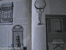 Nicholas Grollier Serviere Military Genius Maths Clock Inventor Old Article 1896