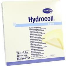 HYDROCOLL thin Wundverband 7,5x7,5 cm 10 St