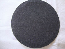 "5"" Inch Sandpaper Disks P120 Grit Peel and Stick Adhesive Abrasive Sand Paper"
