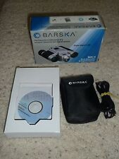 Rare Barska 8x22 Compact Binocular Digital Camera Combination  BDC II - AH10480