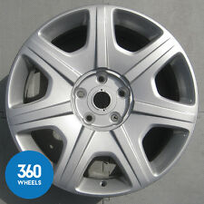 "1 x GENUINE BENTLEY 19"" ARNAGE AZURE 7 SPOKE SILVER ALLOY WHEEL PD110852PA"