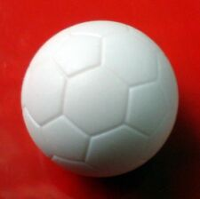 4PCS pure white 32mm SOCCER TABLE FOOSBALL footBALL babyfoot ball texture