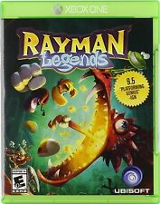 Rayman Legends [Xbox One 4-Player Co-op Gameplay Online Fun Exclusive] NEW