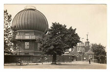 Greenwich Observatory - Real Photo Postcard c1910