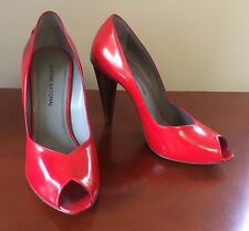 NEW CoSTUME NATIONAL Coral High Heels - UK4, EU37