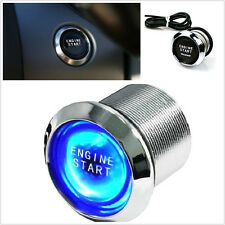 DC12V Car SUV Keyless Engine Ignition Start Switch Power Starter LED Push Button
