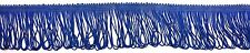 Quality Fringe SILK Braid Sewing Crafts Furnishing Trim Lace 70mm long
