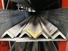 "STAINLESS STEEL ANGLE 2"" x 2"" x 1/4"" x 24""  304"