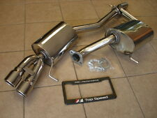 VW Jetta MKV 2.0T 06-09 TOP SPEED PRO-1 Performance Exhaust Systems