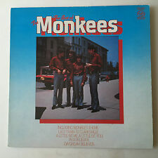 The Monkees - The Best Of - England - mfp - MFP50499 - Vinyl LP