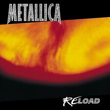 METALLICA - RELOAD :180 GRAM 2LP VINYL ALBUM SET (July 24th  2015)