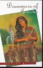 Drummers of Jericho by Carolyn Meyer (1995, Paperback)