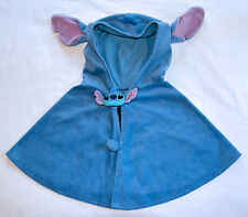 New Disney Stitch Hooded Capelet Tokyo Resort Halloween Costume Kigurumi Cosplay
