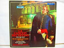 La Cancion Del Olvido - Romero/Serrano/Shaw - 1970 - Columbia - VG+/VG+