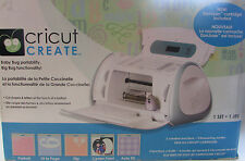 Provo Craft Cricut Machine CRV001 without power supply for parts or repair