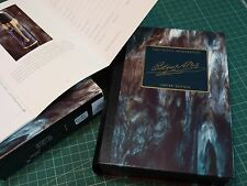 MONTBLANC EDGAR ALLAN POE 1998 LIMITED EDITION - BOOK BOX ONLY - NO PEN!!