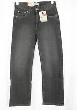 New! Levis 550 Youth Relaxed Fit Black Jeans 11 Reg (25 x 26) NWT