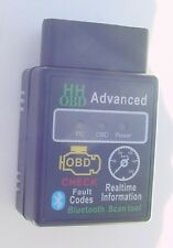 Fits Honda OBD2 OBDII Advanced Wireless Bluetooth Scanner  Code Reader Tool