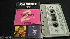 JONI MITCHELL Clouds/Blue *UNIQUE NEW ZEALAND MADE DOLBY MC TAPE 70s EDITION*