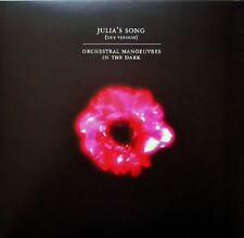 "ORCHESTRAL MANOEUVRES IN THE DARK (OMD) Julia's Song - 10"" / Vinyl - RSD 2015"