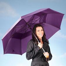 Purple Aerodynamic Windproof Umbrella - PURPLE UMBRELLA - Windproof Umbrella