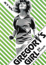 Gregory's Girl (Act Now)