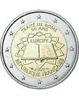 France 2007 - 2 Euro Treaty of Rome Commem (UNC)