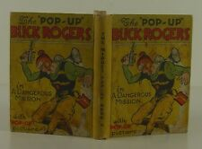 LT. DICK CALKINS Buck Rodgers in the Dangerous Mission FIRST EDITION POP-UP BOOK