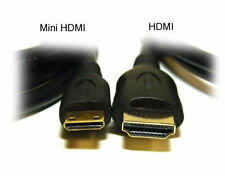 3M MINI HDMI to HDMI FOR ARCHOS 79, 101b PLATINUM TABLET TO TV,