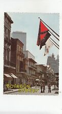 BF26861 bourbon street new orleans louisiana USA  front/back image