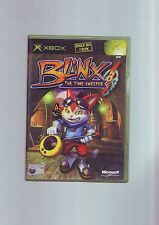 BLINX THE TIME SWEEPER 1 - ORIGINAL XBOX GAME / 360 COMPATIBLE - COMPLETE