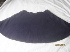 American Apparel corduroy circle skirt L