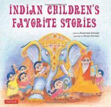 Indian Children's Favorite Stories, Somaiah, Ranjan, Somaiah, Rosemarie, Good Bo