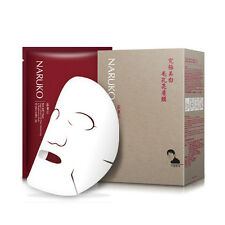[NARUKO] Raw Job's Tears Supercritical CO2 Pore Minimizing Facial Mask 10pcs NEW