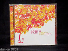 COUNTING CROWS CD WITH 16 SONGS GEFFEN RECORDS 2003 WORKS
