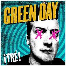 GREEN DAY TRE'! VINILE LP NUOVO E SIGILLATO !!