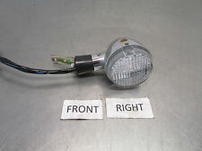 H HONDA SHADOW ACE VT 750 2000 OEM  FRONT RIGHT TURN SIGNAL LIGHT