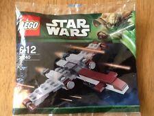 LEGO STAR WARS 30240 Z-95 HEADHUNTER - NEW IN SEALED POLY BAG